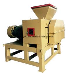 Poudre de charbon de bois de la Chine de la poussière de charbon Briquette Stick Extrusion Appuyez sur la machine