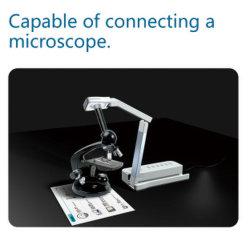 El apoyo conectar al televisor, proyector, monitores de ordenadores y PC visualizador HD