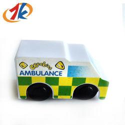 Los niños ambulancia promocionales de plástico Mini Toy Car