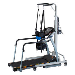 Elektrische Hangriem Gait Trainer Rehabilitatieapparatuur met loopband