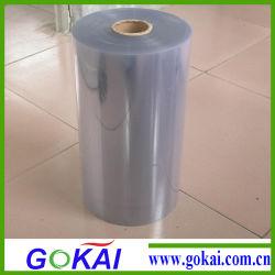 Super clair PVC Feuille de rouleau de PVC rigide
