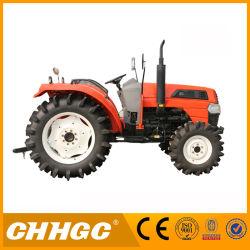 Landbouw Compacte die Tractor 55HP voor Tuin/Landbouwbedrijf/Gazon met Beste Prijs wordt gebruikt