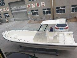 Grandsea 26ft Panga modelo motor fueraborda barco de pesca para la venta