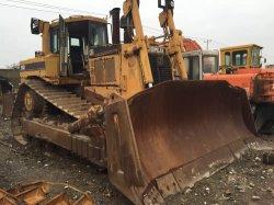 Используется Caterpillar D8r гусеничный бульдозер Cat D8r трактора для строительства