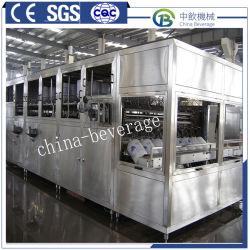 5 galones automático Máquina de Llenado de agua de lavado de la botella de 5 galones/Máquina Tapadora de llenado de agua /Presentación