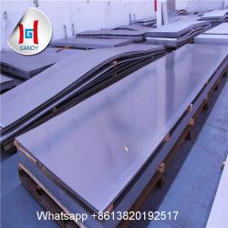 Super Mo-Fe Cr-Ni-Plaque en acier inoxydable Bande de feuille uns N08366 / N08367