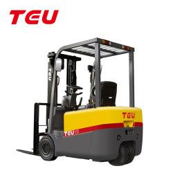 Di estensione a tre ruote elettrica della batteria 1.5-2.0 carrello elevatore a forcale diesel 3 di tonnellata