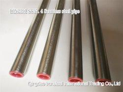 8mm~42mm DIN37.42391 ST ST45 ST52 tuyau sans soudure en acier laminés à froid pour tube de pression d'huile