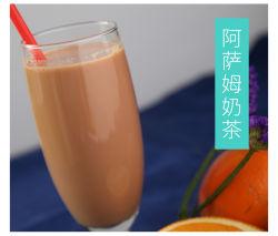 Мгновенное молока для приготовления чая и порошок