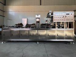 Entièrement automatique machine de conditionnement sous vide pour les haricot secs Film étirable entièrement automatique machine de conditionnement de légumes