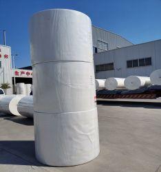 140g/160g/180g/aguja/perforado/Largo filamento de fibra/Poliéster no tejido de Spunbond /APP/alfombrilla para el betún Sbs portador de la membrana de refuerzo// revestimientos asfálticos