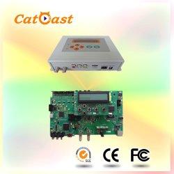 DVB-T mit Cvbs und 1× HDMI Input und 1× Kodierer-Modulator der HF-Ausgabe-1080P HD