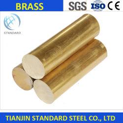 Hpb59-1 Cuzn38Pb2 C37700 Forgeage barre en laiton