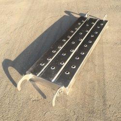 Layher Baugerüst Rinlock Gestell-Metallplanke-Stahl-Plattform