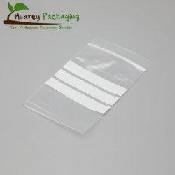De douane drukte Resealable Ritssluiting af Inpakkend Plastic Zakken voor Verpakking