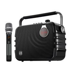 Nueva llegada Shidu 60W de altavoces portátiles de alta potencia Karaoke SD-K5