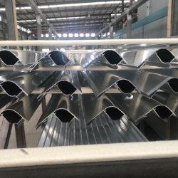 Les alliages en aluminium extrudé de 6000 pour l'automobile /des véhicules commerciaux