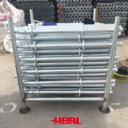 En12811 인증 Layher Allround Ringlock Scaffolding/비계 시스템