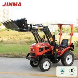 Jinma mini jardim de quatro rodas pequenas Trator com certificação EPA