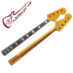 Talon ajusté palissandre 4 chaîne de cou de Jazz d'érable canadien Bass