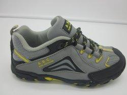 Nubuck革PUの子供の屋外の安全屋外の靴