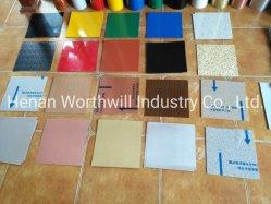 China-führende Fabrik-Farben-überzogenes festes Aluminium-/Aluminiumblatt für Aufbau