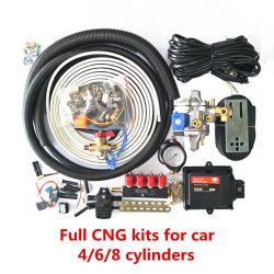 Kits de Conversão de GNC GPL para carro Injector redutor da ECU