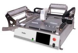 Selección de montaje superficial y colocar la máquina Neoden3V-Adv