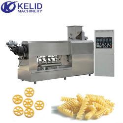 Línea de Producción de Pasta de Macarrones Cavatappi Fusilli Conchiglie Penne Que Hace la Máquina