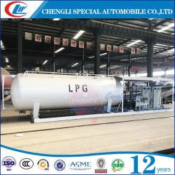 De Post van de Steunbalk van LPG 5 Ton 10000 het Vullen van het Benzinestation Liter van de Installatie Ghana 10cbm Draagbare Post