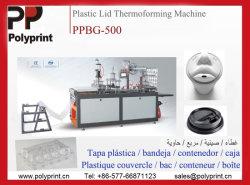 Het automatische Plastic Voedsel Clamshell van de Vruchten van het Deksel van de Kop Pet/PS/PVC verpakt Doos Thermoforming zich Vormt Makend Machine