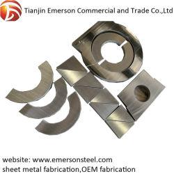 Découpe emboutissage de flexion et de perforation de la Fabrication de produits de tôle en acier
