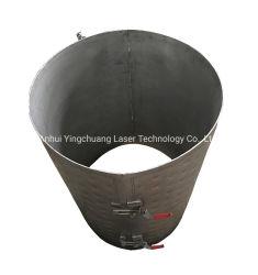 Intercambiador de calor de alta eficiencia de la placa Dimple Jacket