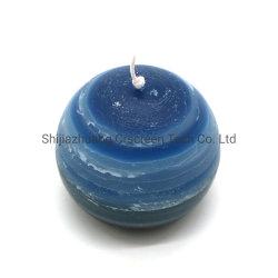 Rauchloser Geschenk-Pfosten-runde Pfosten-Kerzen
