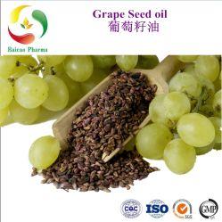 No CAS85594-37-2/8024-22-4 pure et naturelle de l'huile de pépins de raisin pressé à froid de l'huile de parfum saveur des aliments de base huile essentielle d'huile
