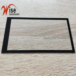 Calor personalizado temperada Ar/Revestimento anti-reflexo para vidro Industrial do painel de controle