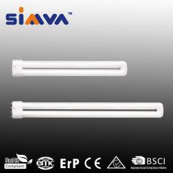 Simva CFLの球根承認されるセリウムとの省エネランプのPll55W (300W等量)コンパクトのけい光ランプ3960lm 2700-6500K 2g11
