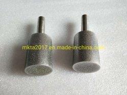 6DX10AX60L 120# de molienda de vidrio de forma plana herramientas diamantadas