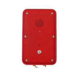 Telefono IP 67 per esterni Intercom Wireless 3G Sos, telefoni di emergenza per stazioni di chiamata pubbliche