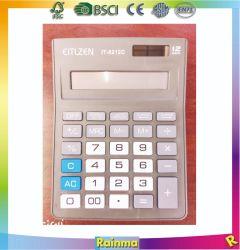 La energía solar la calculadora de medio ambiente de oficina y para uso promocional
