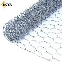 شبكة سلكية سداسية عالية الجودة مجلفنة للدجاج / البلاستيك PVC الدواجن تالنت بسعر جيد