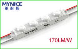 표시를 위한 170lm/W 높은 광도 IP68 LED 모듈 빛