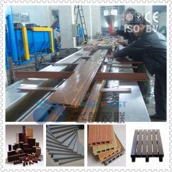 機械を作るWPC (木製のプラスチック合成物)のDecking