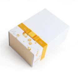 Foldable 비둘기 마분지 장식용 서류상 선물 상자 저장 그릇