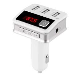De populaire Zender van de FM van de Uitrusting van de Auto van de Speler van de Auto van Bluetooth van het Ontwerp MP3 Draadloze