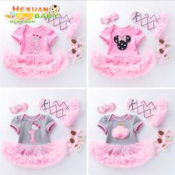 Les filles bébé vêtements Bébé Premier anniversaire d'anniversaire Tutu Set Party Vêtements Ensemble avec serre-tête 1 an de bébé fille robe anniversaire 2 an