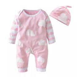Розовый цвет детей одежды Одежда малыша зимой,