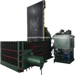 Tour de Main Square compacteur automatique Presse hydraulique double chambre ramasseuse-presse