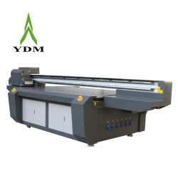 Impresora UV Digital plana grande 2513 G para PVC Metal