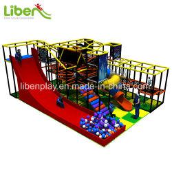 Apparatuur van de Speelplaats van de Peuter van het Type van Spel van jonge geitjes de Zachte Binnen
